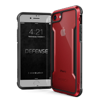 Чехол X-Doria Defense Shield для iPhone 7/8 Красный